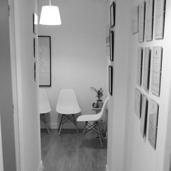 Centro de psicología y logopedia en santiago de compostela