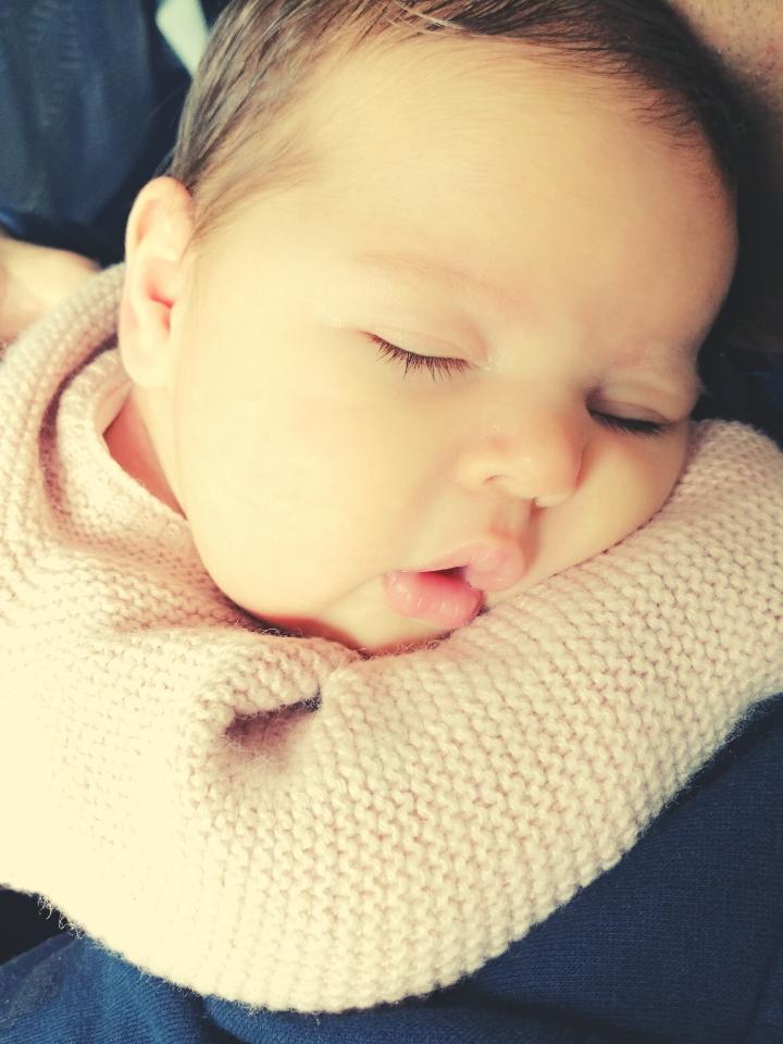 Necesidad de compañía del bebé
