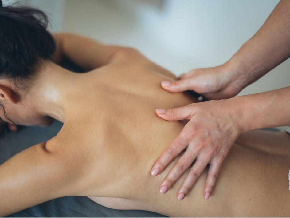 cuidado emocional masaje